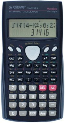 Vietnam Calculator VN-570RS
