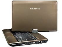 Gigabyte T1028C (Intel Atom N280 1.66GHz, 2GB RAM, 160GB HDD, VGA Intel GMA 945, 10.1 inch, Windows 7 Starter)