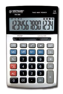 Vietnam Calculator VN-305