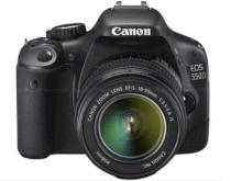Canon EOS 550D (Rebel T2i / EOS Kiss X4) (EF-S 18-55mm F3.5-5.6 IS and EF-S 55-250mm F4-5.6 IS) Lens kit