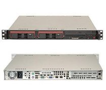 """SuperServer 5016T-T (Intel Xeon 5600/5500/3600, DDR3 Up to 24GB, HDD 2x 3.5"""")"""