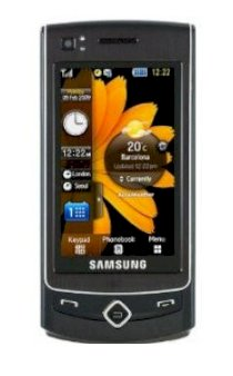 Samsung S8300 UltraTOUCH Black