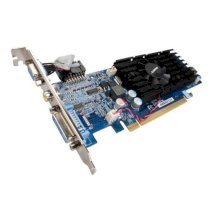 GIGABYTE GV-N84S-512H (NVIDIA GeForce 8400GS, 512MB, GDDR2, 64 bit, PCI Express 2.0 x 16 HDCP Ready Low Profile Ready Video Card - Retail)