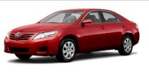 Toyota Camry LE 2.5 MT 2010