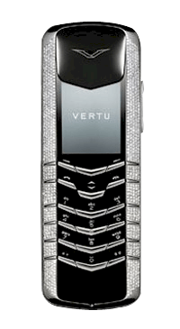 Vertu Signature Diamond White Gold