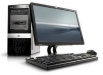 Phuong Tung VINTE PRO-FE74 ( Intel Core 2 Duo E7400 2.8GHz, RAM 1GB, HDD 160 GB, VGA Onboard, LCD SAMSUNG 943SNX, PC DOS)