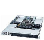 SuperWorkstation SYS-6016GT-TF (Intel Xeon 5600/5500, DDR3 up to 96GB, HDD 3x Hotswap SATA Drive Bays)