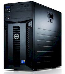 Dell Tower PowerEdge T410 - E5630 (Intel Xeon Quad Core E5630 2.53GHz, RAM 2 x 2GB, HDD 2 x 250GB)