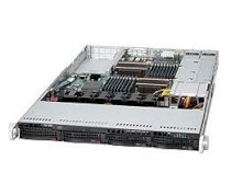"SuperServer 1026T-URF4+ (Intel Xeon X5600/E5600/L5600 , DDR3 Up to 192GB, HDD 8 x 2.5"")"