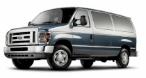 Ford Series E-150 XLT 4.6 V8 AT 2011