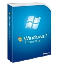 Windows 7 Profesional 32-Bit English 1PK DSP 3 OEI DVD