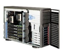 "SuperWorkstation SYS-7046GT-TRF-TC4 (Intel Xeon 5600/5500, DDR3 up to 96GB, HDD 8 x 3.5"" Hotswap)"