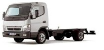 Mitsubishi Canter 6.5 Wide Cabin & Chassis