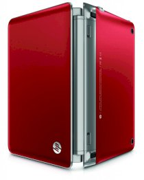 HP Mini 210 Crimson Red (Intel Atom N550 1.5GHz, 1GB RAM, 160GB HDD, VGA Intel GMA 3150, 10.1 inch, Windows 7 Starter)