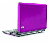 HP Mini 210 Luminous Rose (Intel Atom N550 1.5GHz, 1GB RAM, 160GB HDD, VGA Intel GMA 3150, 10.1 inch, Windows 7 Starter)