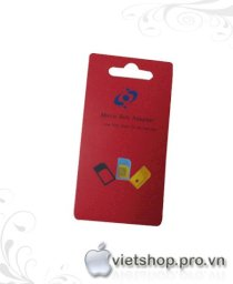 Micro sim for iPhone 4