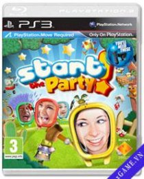 Start the Party(PS Movie)