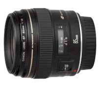 Lens Canon 85mm F1.8