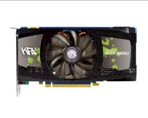 KFA2 2X GeForce GTX 460 1024MB PCIe 2.0