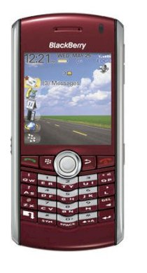BlackBerry Pearl 8120 Red