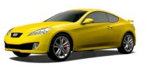 Hyundai Genesis Coupe 3.8 AT 2011
