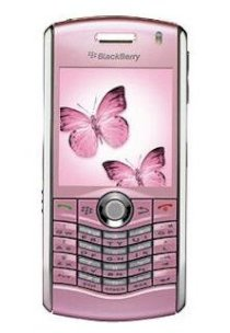 BlackBerry Pearl 8110 Pink