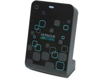 HITACHI LifeStudio Plus 1TB USB 2.0 Black External Hard Drive HLSDPUB10001BBB (0S02674)