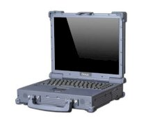 Getac A790 (Intel Core Duo L2400 1.66GHz, 2GB RAM, 160GB HDD, VGA Intel 945GM, 14.1 inch, Windows 7 Professional)