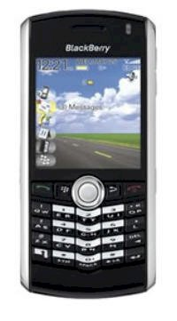 BlackBerry Pearl 8120 Black