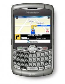 BlackBerry Curve 8310 Titan