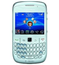 BlackBerry Curve 8520 Frost Blue