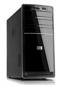 Máy tính Desktop HP Pavilion p6600z (AMD Athlonll X2 260 3.2G, RAM DDR3 4GB, HDD 500GB, VGA GeForce 315 , HP 2210m 21.5 inch, Windows 7 Professional )
