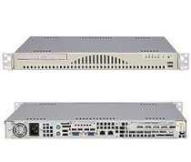 Supermicro SuperServer 5015M-MR (Beige) ( Intel Pentium D, RAM Up to 8GB, HDD 1 x 3.5, 260W )