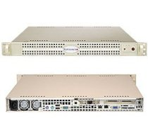 Supermicro SuperServer 6013P-iB (Black) ( Dual Intel Xeon up to 3.20GHz, RAM Up to 12GB, HDD 3 x 3.5, 350W )