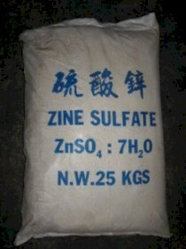 ZnSO4 98% - Kẽm Sulphat