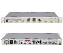 Supermicro SuperServer 5013C-MB (Black) ( Intel Pentium 4 up to 3.4GHz, RAM Up to 4GB, HDD 1 X 3.5 IDE, 260W )