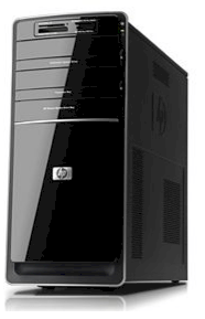 Máy tính Desktop HP Pavilion p6680t (Intel core i5-660 3.3GHz, Ram 4GB, HDD 500GB, VGA Radeon HD5450, HP 2010i 20inch, Windows 7 Home Premium)
