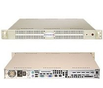 Supermicro SuperServer 6013E-iB (Black) ( Dual Intel Xeon up to 3.20GHz, RAM Up to 4GB, HDD 2 x 3.5, 400W )