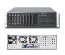 "SuperServer 6036T-6RF ( Intel Xeon 5600/5500 series, RAM Up to 192GB, HDD 8 X 3.5"", 920W)"