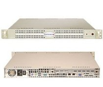 Supermicro SuperServer 6012P-i (Beige) ( Dual Intel Xeon up to 3.0GHz, RAM Up to 12GB, HDD 3 x 3.5, 350W )
