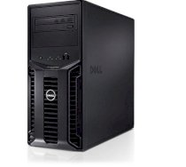 "Dell Tower PowerEdge T110 (Intel Celeron G1101 2.26GHz, RAM Up to 16GB, HDD 3X 3.5"", Windows Sever 20008 R2, 305W)"