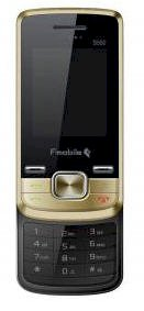 F-Mobile S550 (FPT S550) Gold