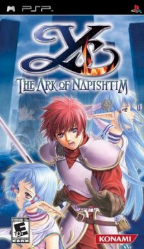 Ys The Ark Of Napishtim for PSP