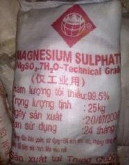 Magnesium Sulphate Heptahydrate MgSO4.7H2O
