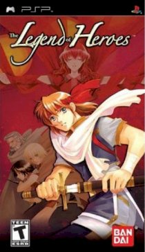 The Legend of Heroes for PSP