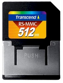 TRANSCEND RS-MMC 512MB