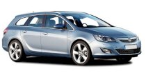Vauxhall Astra Sports Tourer 1.4 VVT  2010