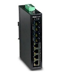 Micronet SP6006IM2 4-port 10/100Mbps + 2-port 100Base-FX Industrial Switch