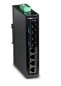Micronet SP6006IS2 4-port 10/100Mbps + 2-port 100Base-FX Industrial Switch