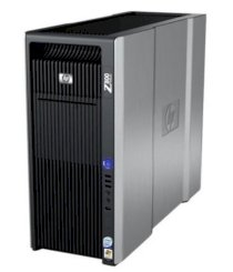 Máy tính Desktop HP Z800 Workstation (Intel Xeon Quad-Core Processor X5677 3.46 GHz, RAM 6GB, HDD 500GB, VGA NVIDIA Quadro NVS 295, Windows 7 Professional, Không kèm màn hình)